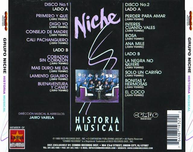 Grupo Niche - Con Cuerdas