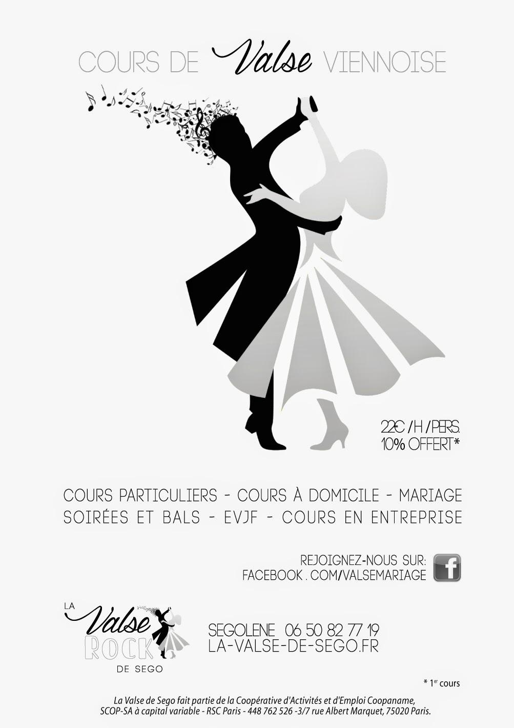 jeudi 12 juin 2014 - Valse Pour Ouverture De Bal Mariage