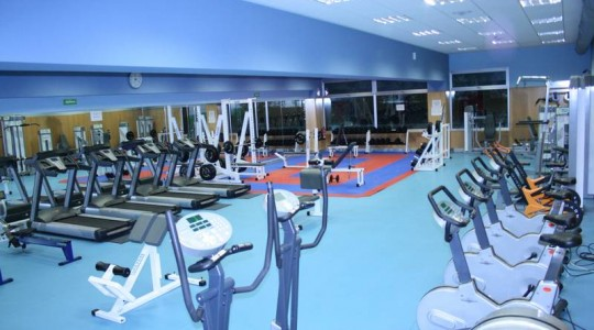 Descubre nuestro ocio actividad individual gimnasio for Gimnasio 4 caminos