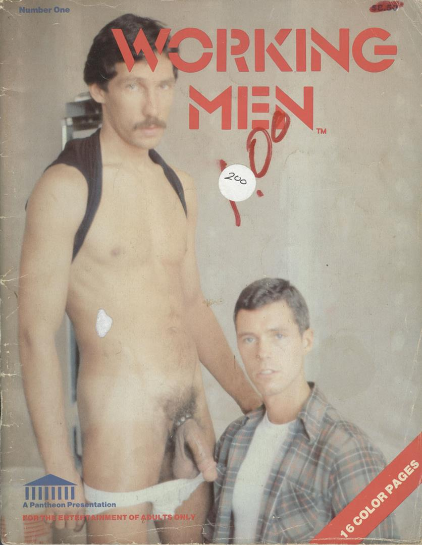 Working Men 1 Cover Front