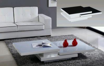 Mesas modernas para sala parte 1 - Mesas bajas de centro ...