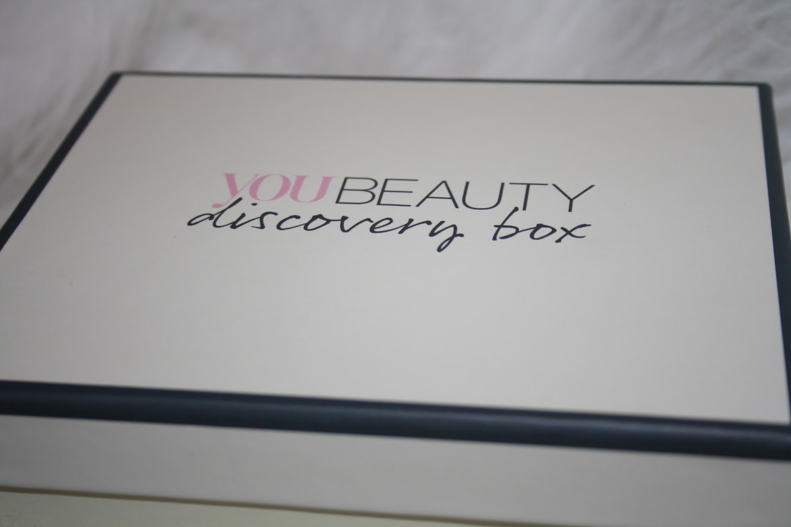 You Beauty Discovery Box February 2015