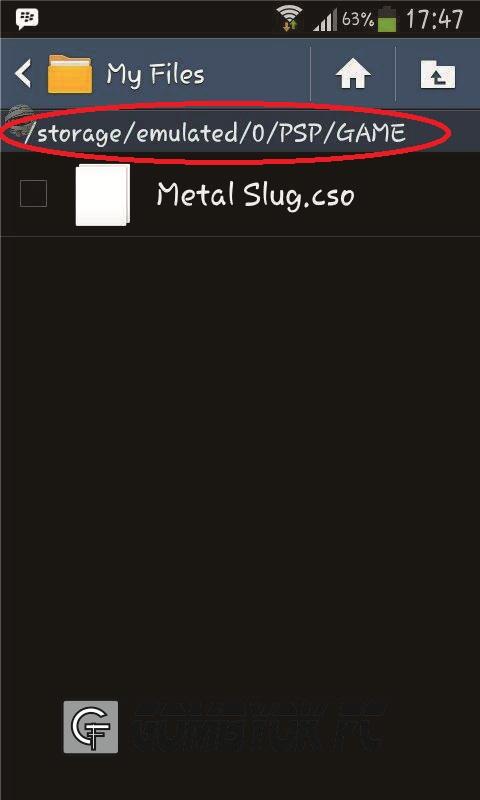 Cara Download Game Psp Ke Android