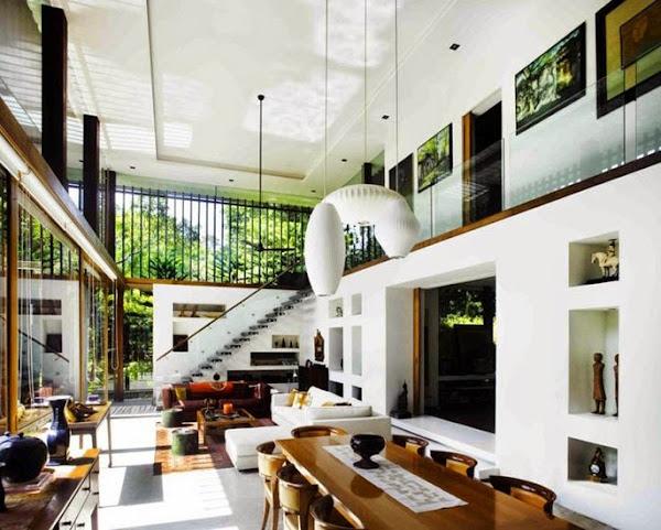 Chill decoraci n como decorar espacios abiertos - Decoracion espacios abiertos ...