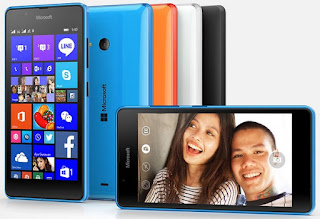 Microsoft Lumia 540 Dual SIM WP Murah Rp 1 Jutaan