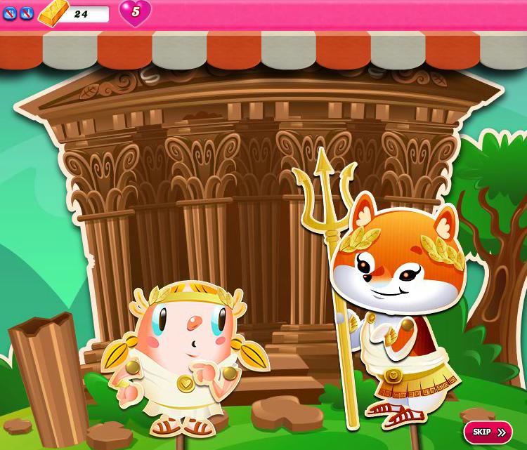 Candy Crush Saga 1416-1430