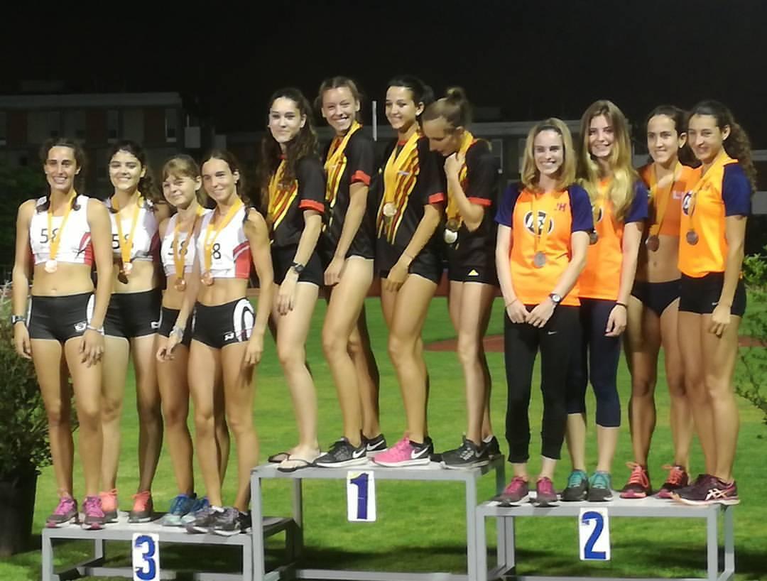 Bronze Campionat de Catalunya de Relleus