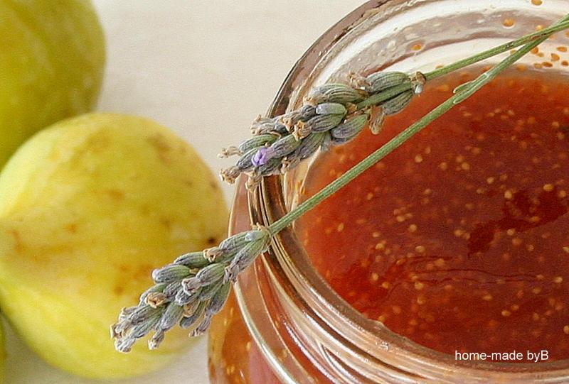 Marmelada od smokava s limunom i lavandom