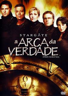 Stargate: A Arca da Verdade - DVDRip Dual Áudio