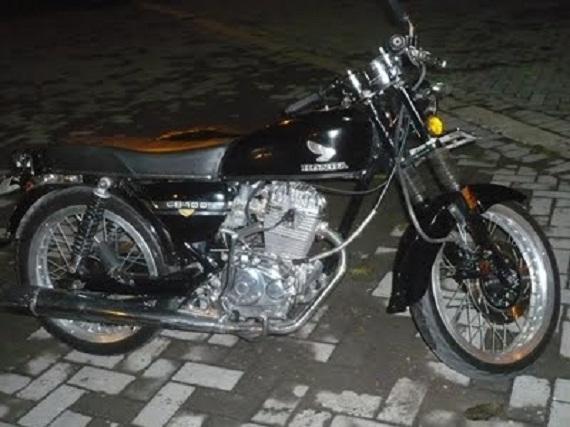 Modifikasi Motor CB 100 Untuk Anda semua title=