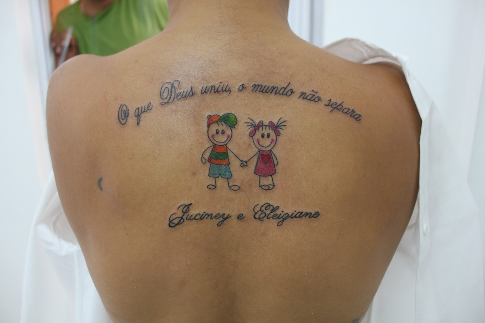 Pin Pin Tatuagem Bonequinhos E Escrita Ptaxdyndnsorg On Pinterest on