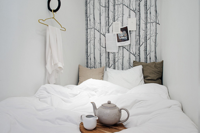 dormitorio piso pequeño