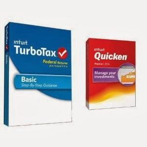 Turbotax Basic Quicken Premier Bundle