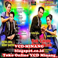 Putra AW & Dessy Santhia - Bak Cando Batu Akiak (Album)