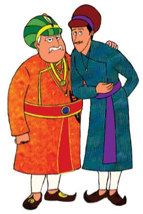 Akbar and Birbal