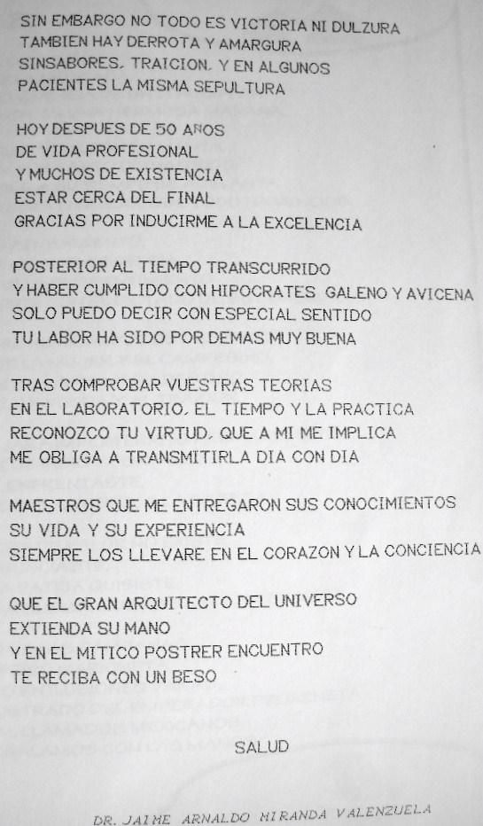Poesia Corta Para El Aniversario De Mi Colegio