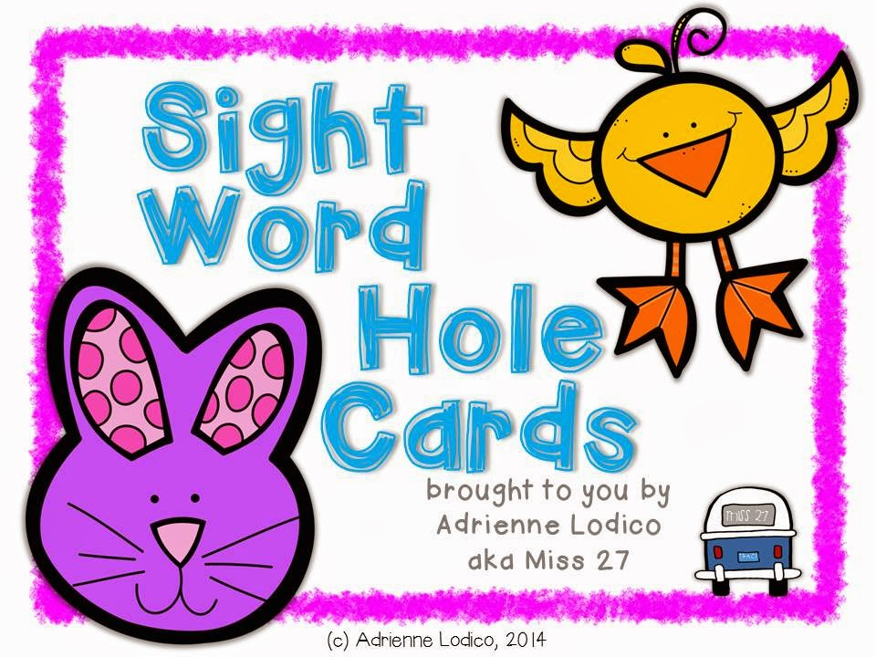 http://www.teacherspayteachers.com/Product/Self-Correcting-Sight-Word-Hole-Cards-FREE-from-Fry-words-226-250-Full-Color-1169161