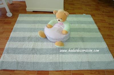 Oferta alfombra Lorena Canals