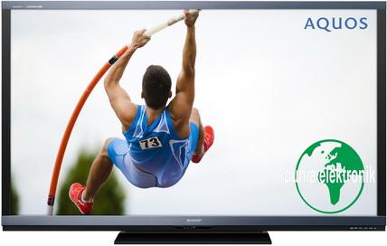 SHARP TV LED 52 inch Aquos LC-52LE835X