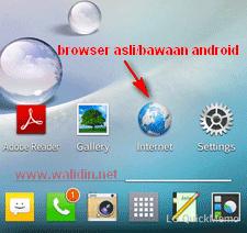 browser-asli-bawaan android