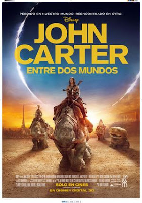 John Carter (2012) - Latino