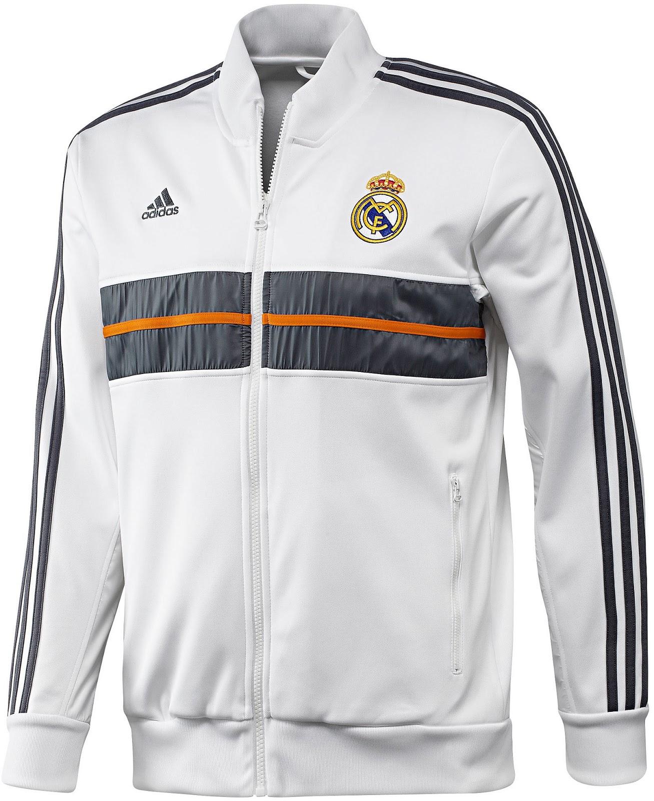 Real Madrid Jacket 2014
