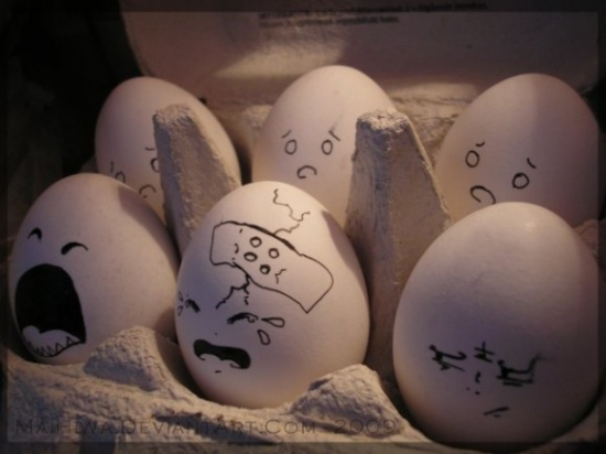 Quotes About Eggs. QuotesGram