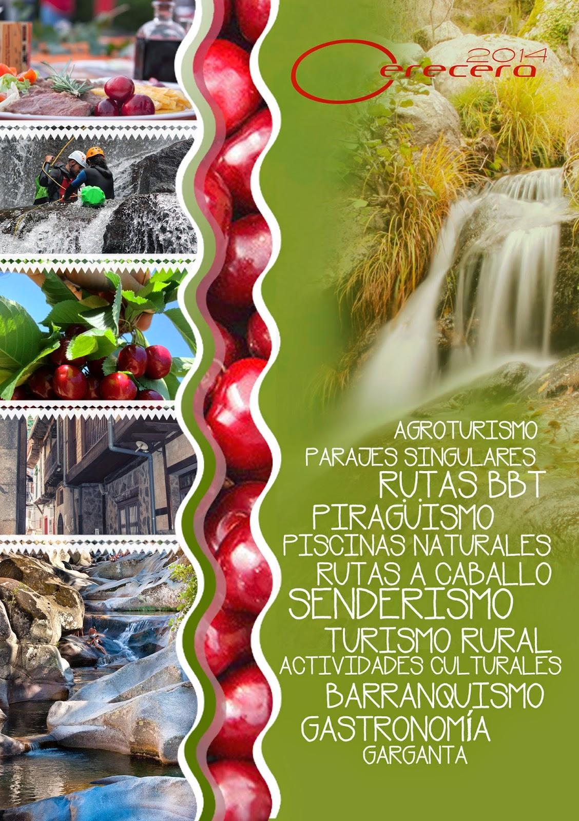 Cerecera 2014 en el Valle del Jerte