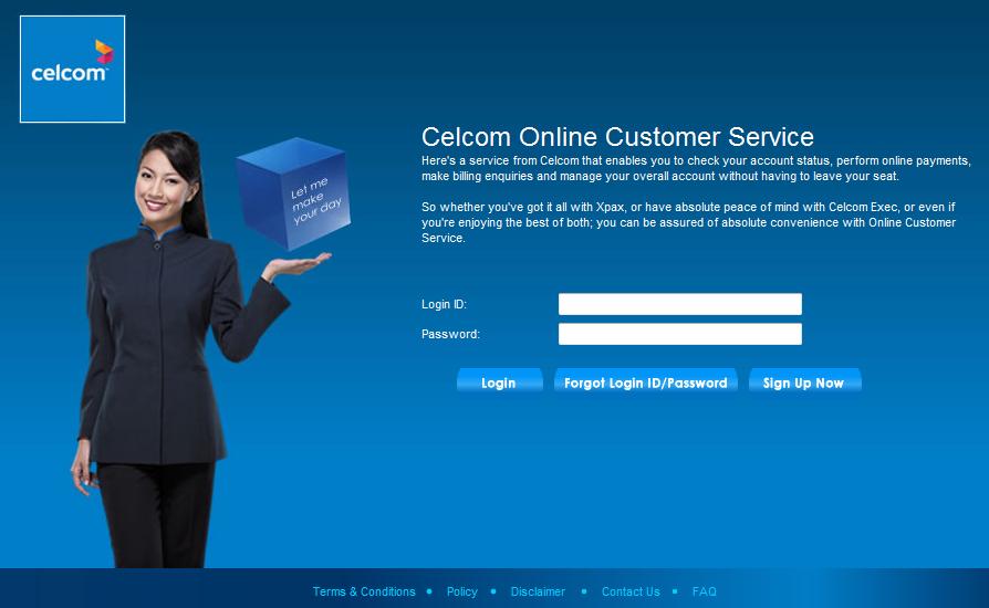 Celcom Malaysia Address