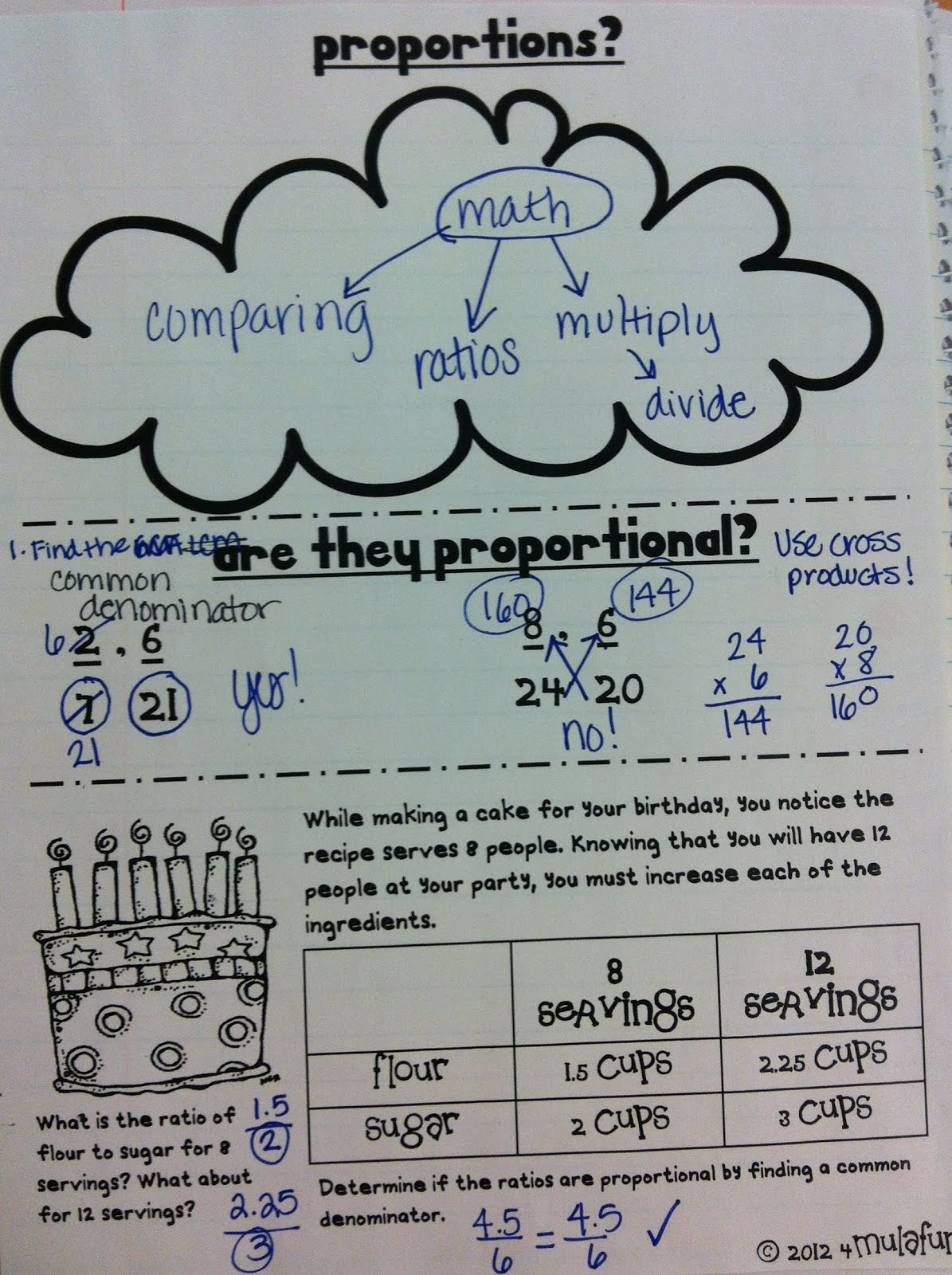 Workbooks » Ratios And Proportional Relationships Worksheets - Free ...