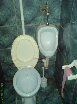 smiješne slike WC kafić