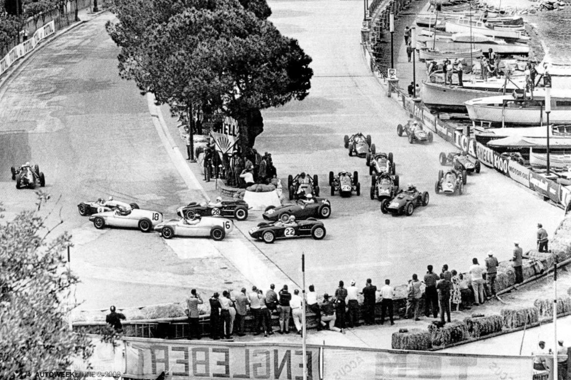 Pilotes Anciens May 2013 About 1971 Speed Circuit Grand Prix Racing 3m Board Game Complete The Old Gasometre Hairpin Was First Corner After Start Finish Line When It Where Swimming Pool Chicane