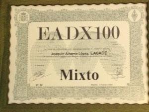 eadx 100 mix