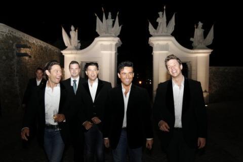 Arquima il divo world music awards 2012 - Il divo website ...