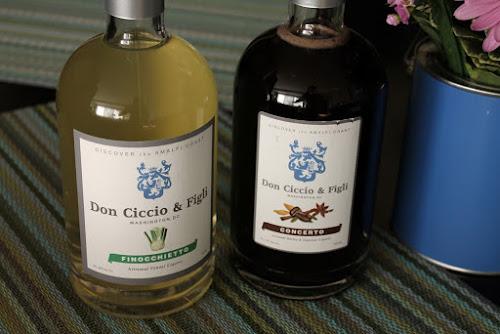 Don Ciccio & Figli liqueurs