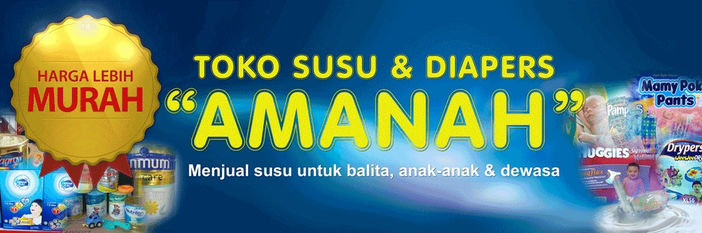 Toko susu dan diapers daerah Balaraja Tangerang