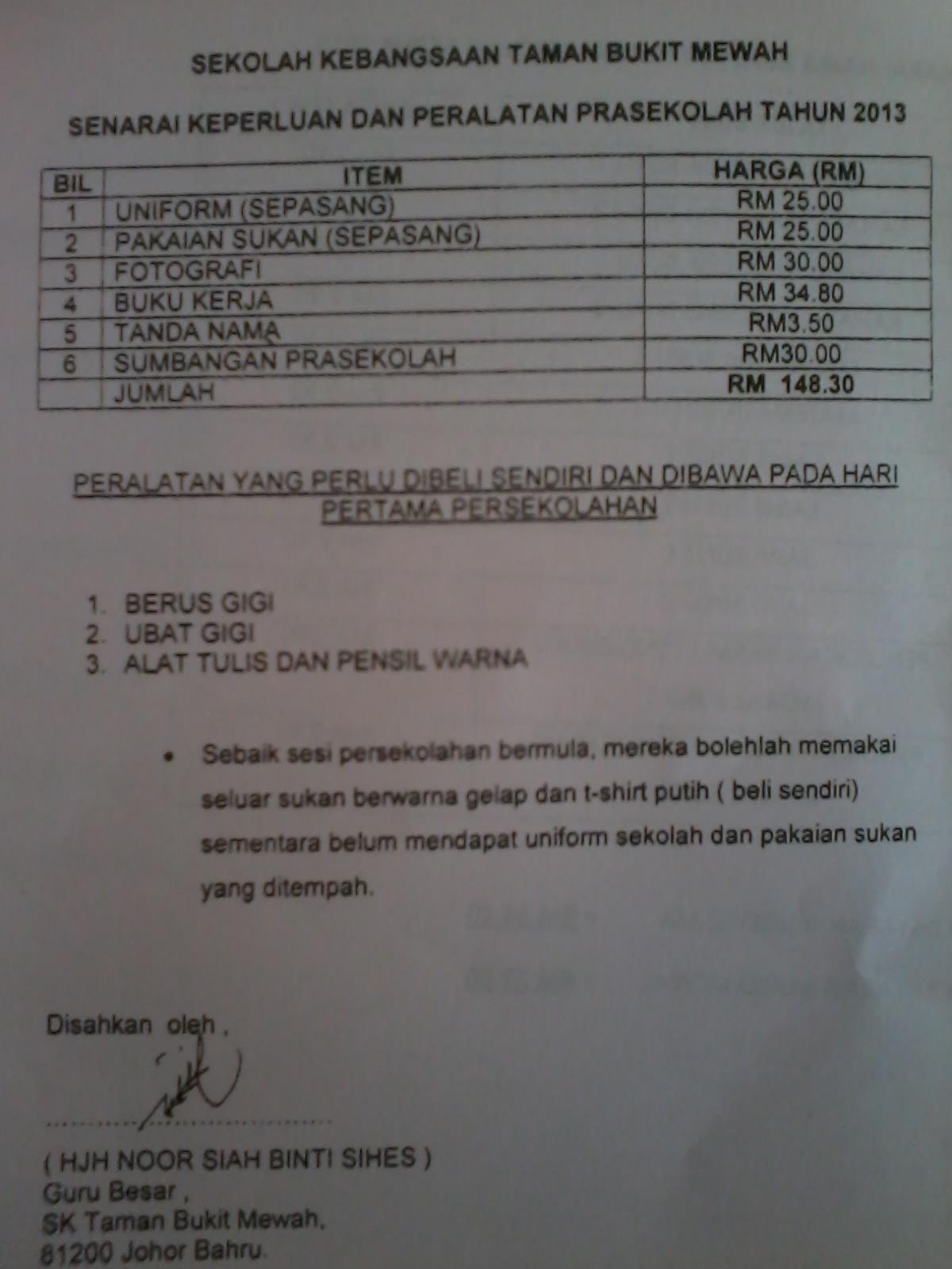 Beautiful Life Prasekolah Vs Tadika Agama Johor