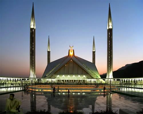10 Bangunan Masjid Paling Indah di Dunia