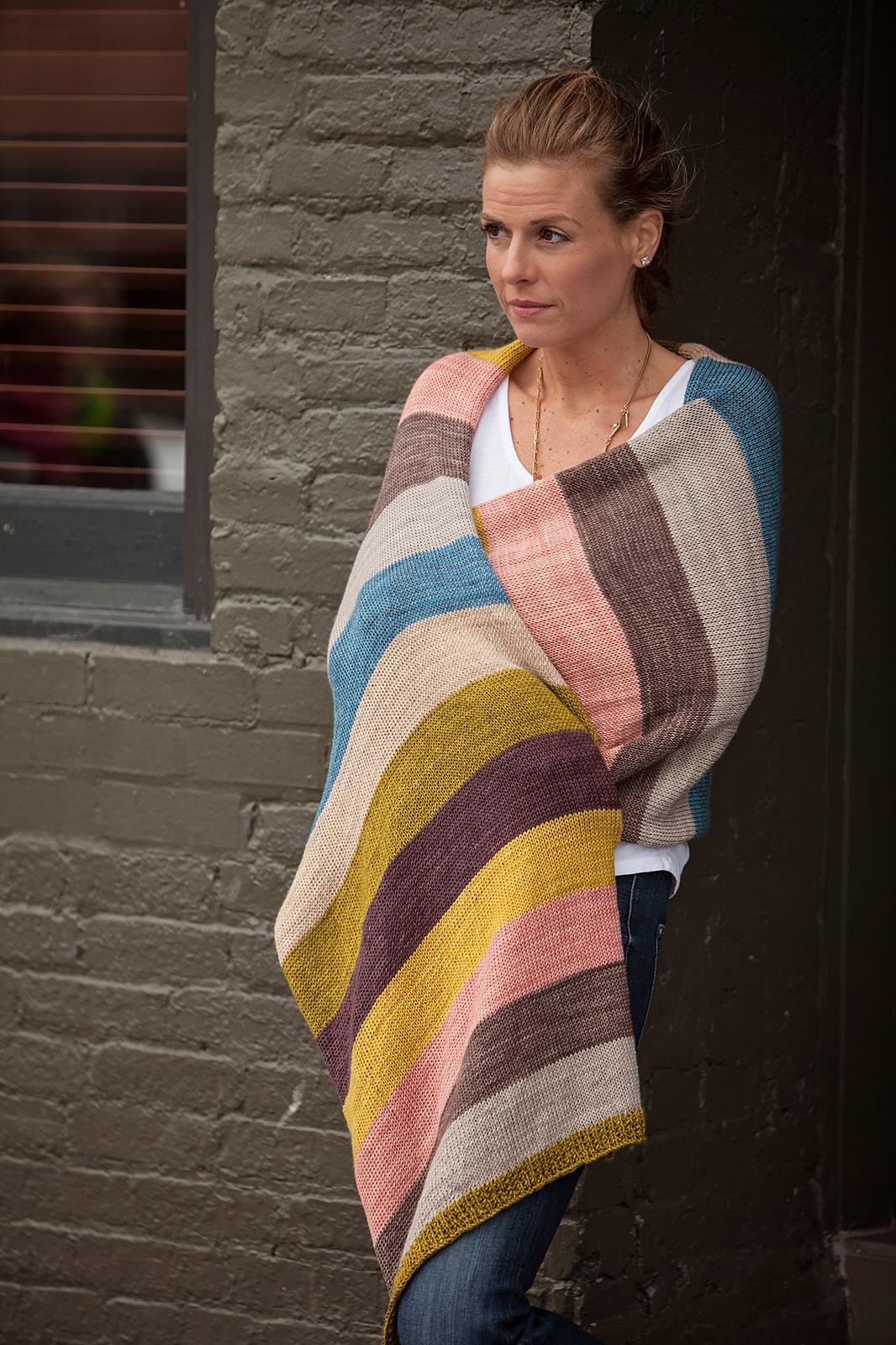 naturalmente lanas: ¿Tejemos un chal, una estola o una bufanda?