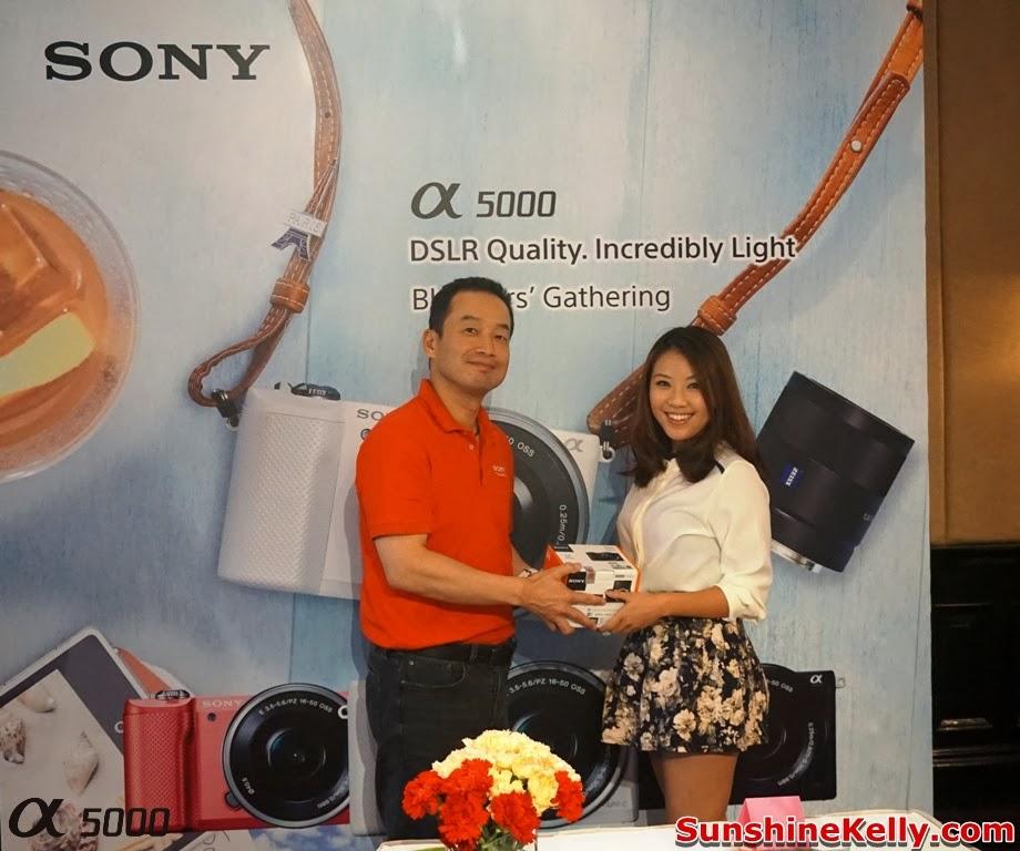 Sony Alpha 5000, Sony Alpha 5000 Bloggers Gathering, carcosa Seri Negara