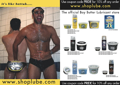 PRIDE SALE from Official Boy Butter Store, www.shoplube.com