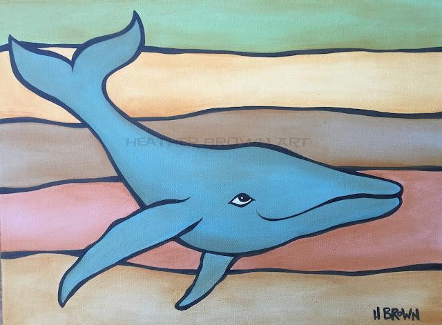 most popular surf art heather brown