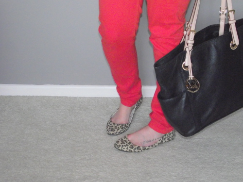 leopard-print-flat-shoes