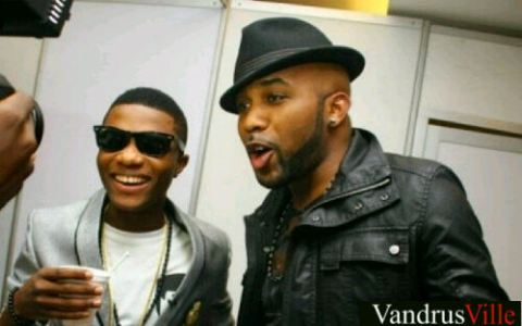 The Split Between Banky W And Wizkid...Not A New Thing!