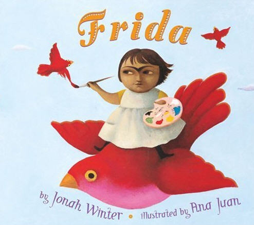 Mommy Maestra Frida Kahlo Lesson Plans Activities Coloring Sheets And More