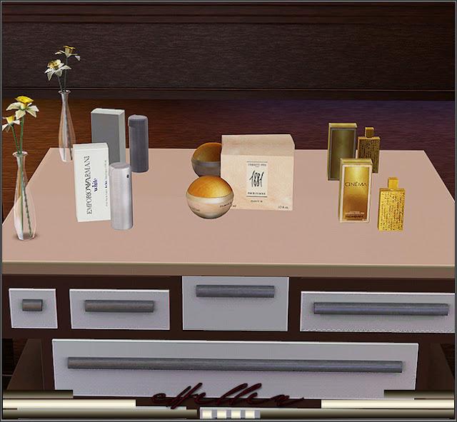 My sims 3 blog bathroom decor by hellen for Bathroom decor sims 3