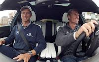 David Coulthard & Adam Scott