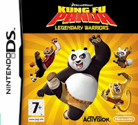 Kung Fu Panda Legendary Warriors – NDS