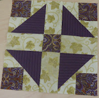 Block # 1 - Grandmother's Choice