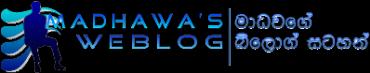 මාධවගේ බ්ලොග් සටහන් | Madhawa's Weblog